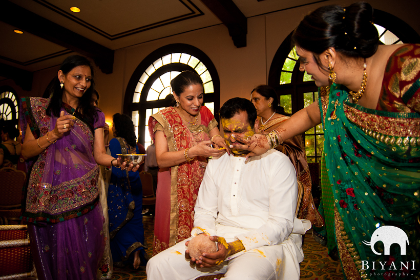 Mosaru wedding