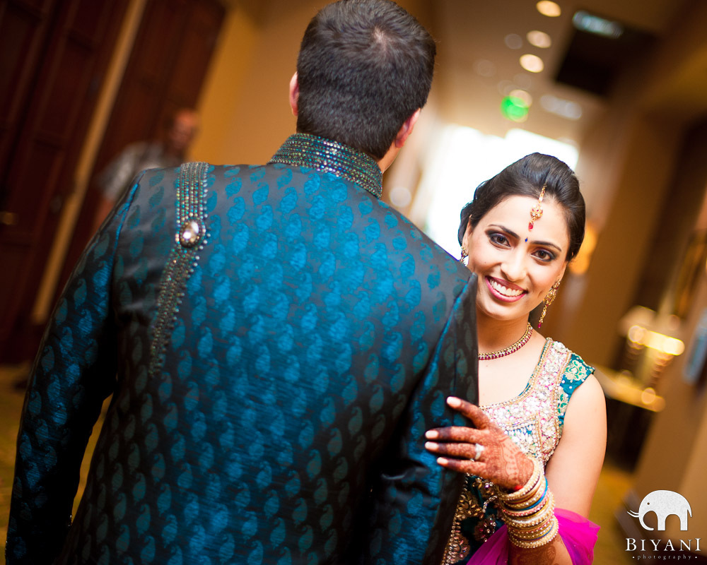 Candid Emotional Indian Wedding Photos Creative Couple Portraits
