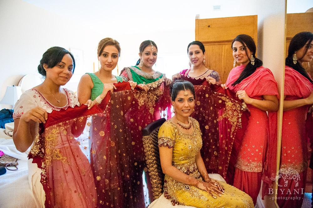 Reception Ceremony In Hindi: Punjabi Indian Wedding Ceremony, Austin Gurdwara Sahib