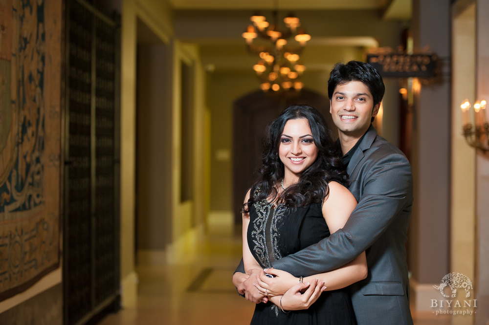San Antonio Indian Engagement Photography