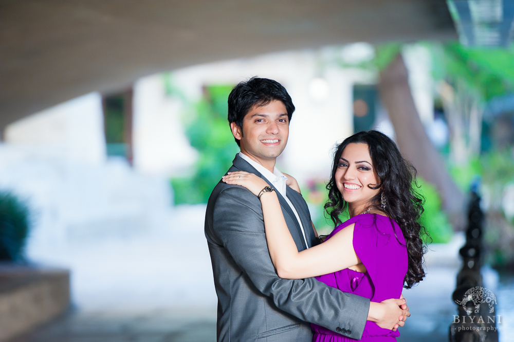 San Antonio Indian Engagement Photographer