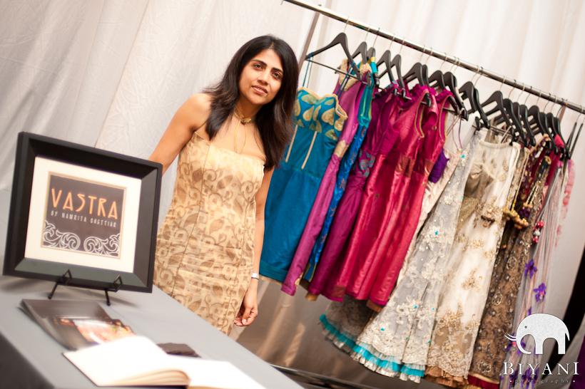 Vastra by Namrita Chettiar at Austin Fashion Week 2011