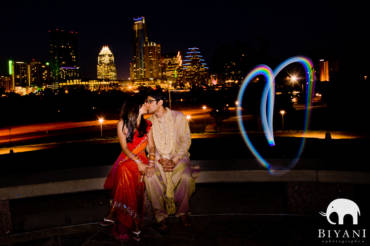 Opal & Ishan – South Congress Gujarati Engagement