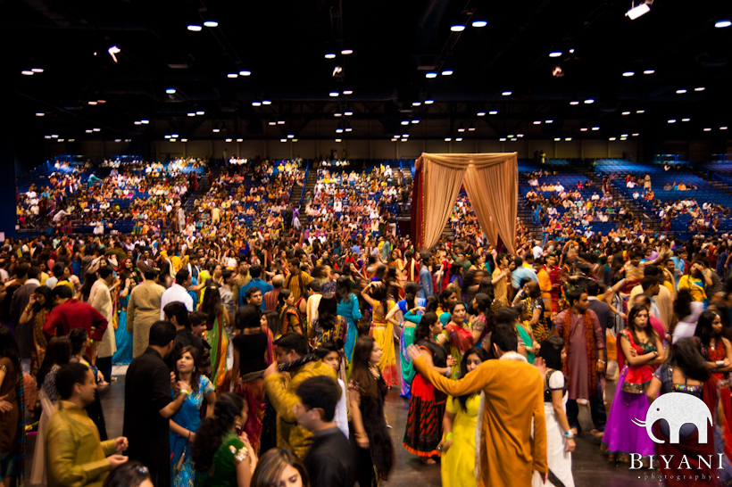 Navratri 2011 - Gujarati Samaj of Houston, TX