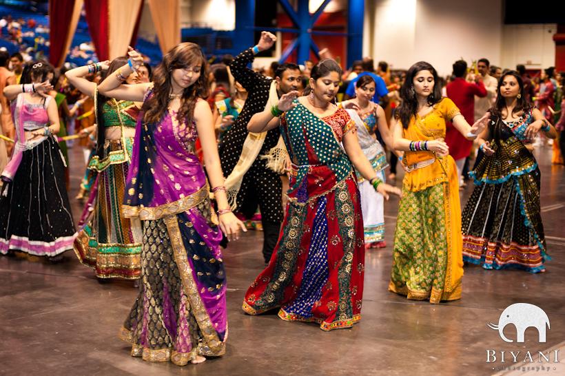 Navratri 2011 – Gujarati Samaj of Houston, TX