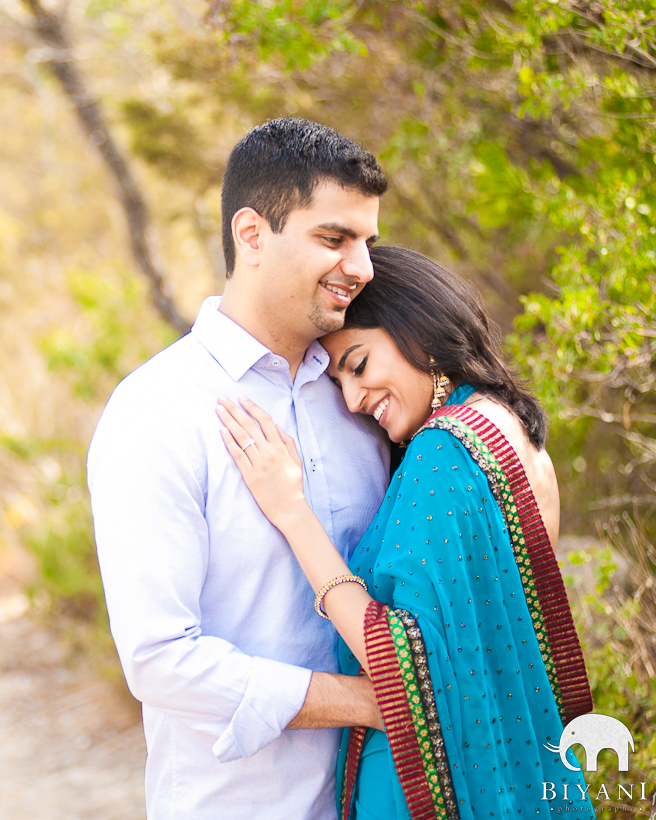 Indian Engagment Photographer