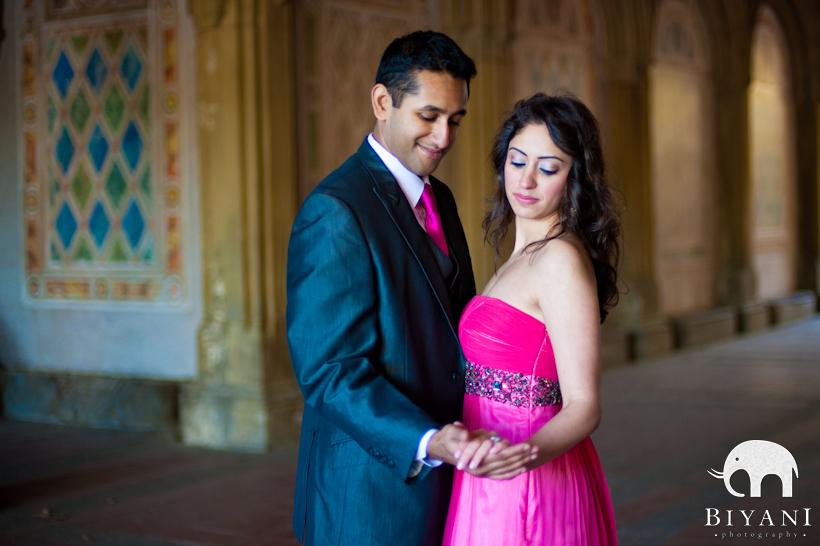 Creative Posed Indian Engagement Photography Indian Wedding