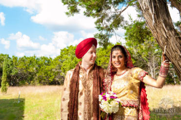 Punjabi Indian Wedding Ceremony, Austin Gurdwara Sahib, Austin, TX