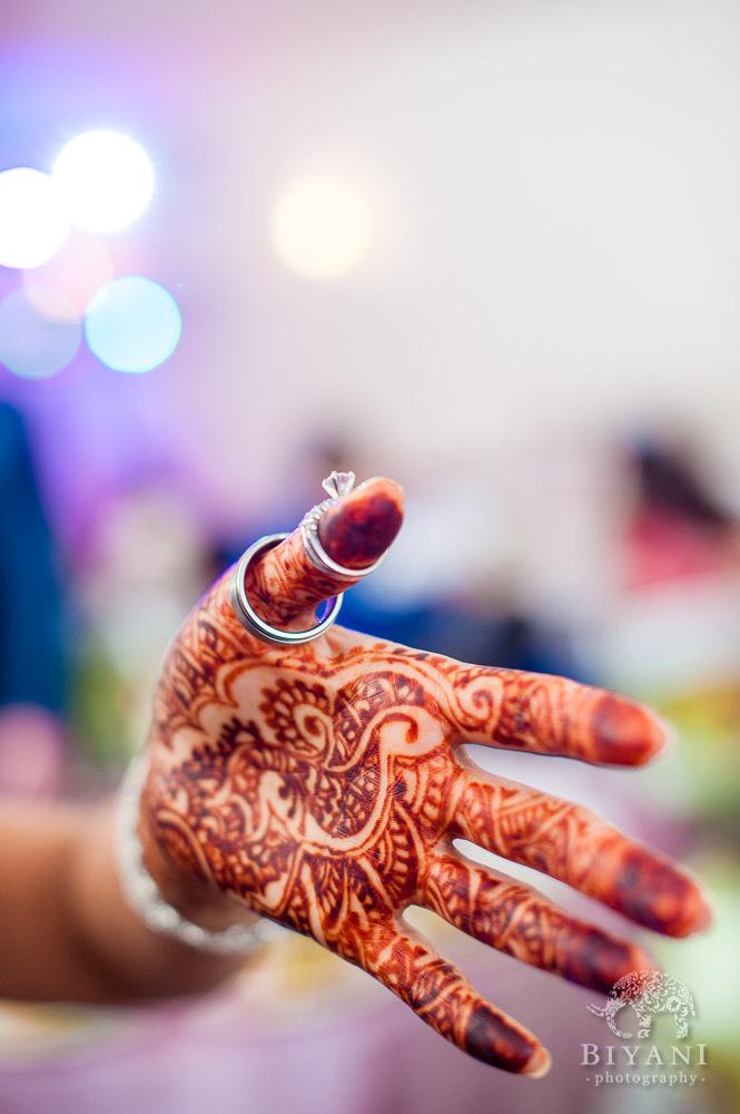 Fusion Indian Wedding Reception, Vintage Villas, Austin, TX
