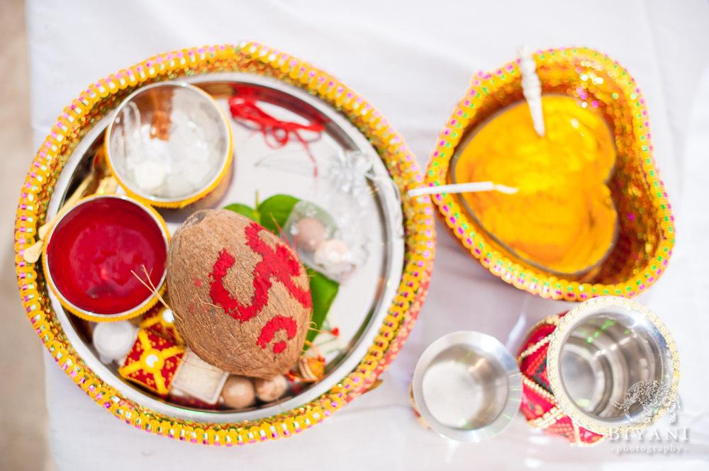 Pithi Ceremony - Haldi