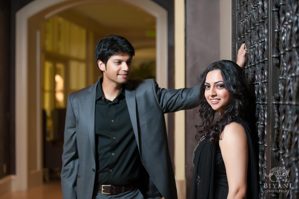 Indian Engagement Photographer