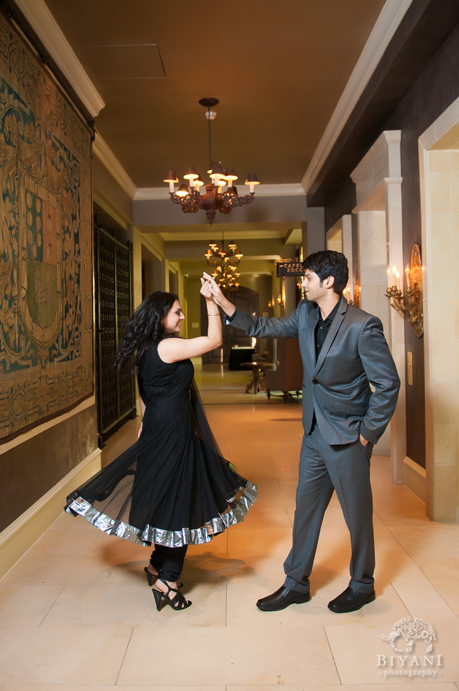 Indian Engagement Photography