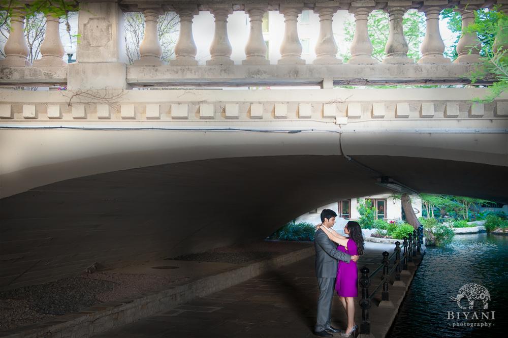 San Antonio Indian Engagement Photographer