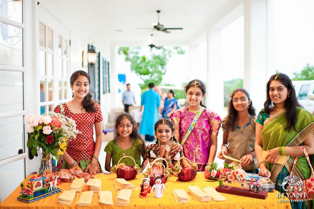 Telugu Indian Wedding Ceremony Photos from San Antonio, TX