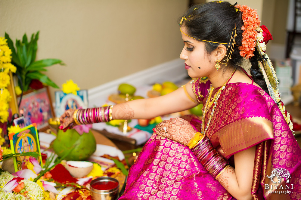 telugu wedding rituals
