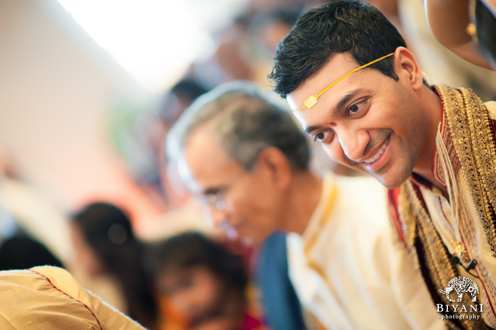 Telugu Indian Wedding Ceremony Photos from San Antonio, TX