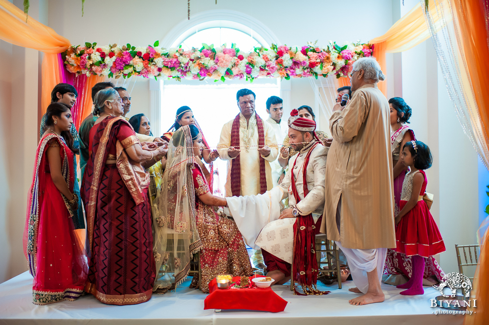 Cuero Indian Wedding Photo