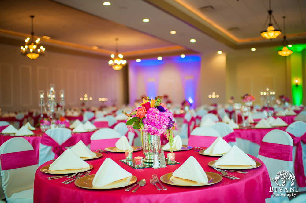 Spring Creek Place Event Center Decor Photo