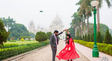 Destination Engagement Photography – Kolkata, India