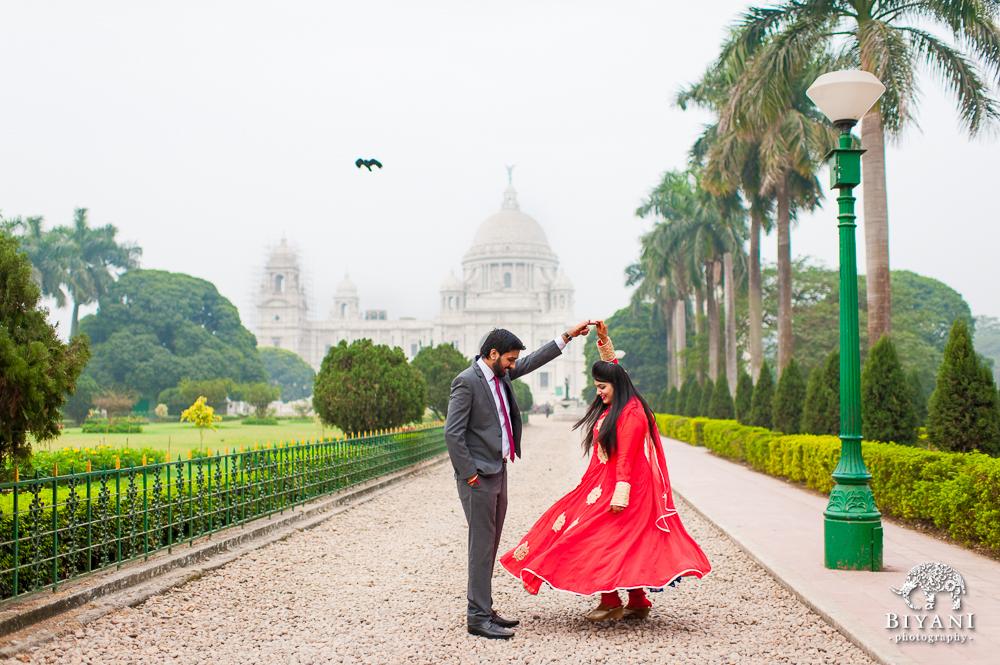 Destination Engagement Photography – Kolkata, India