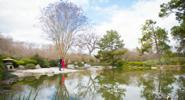 Hermann Park Proposal Photos – Houston, TX