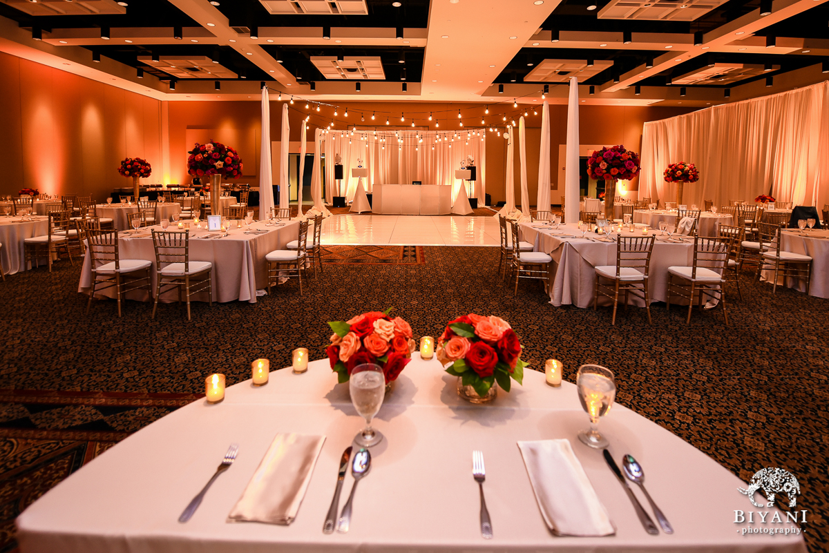 Stafford Center Ballroom Photo