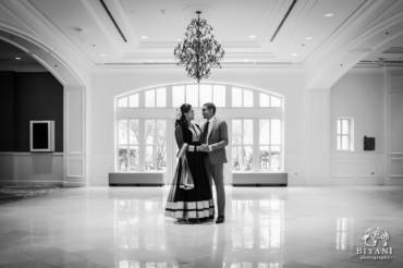 Stafford Center Indian American Fusion Wedding Reception – Houston, TX