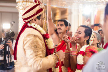 Epic Indian Wedding – Sugarland Marriott, Houston, TX