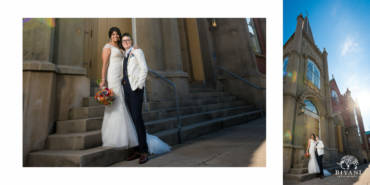 Houston LGBT Wedding Photos – The Lyceum, Galveston, TX