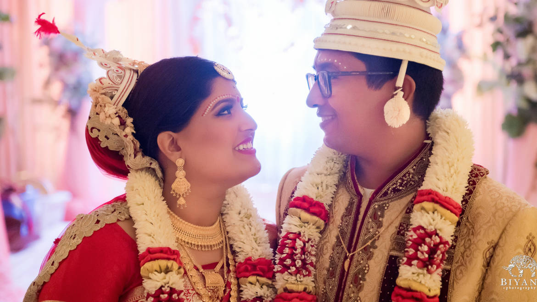 Traditional Bengali Wedding Photos – Sugar Land Marriott Town Square, Houston, TX