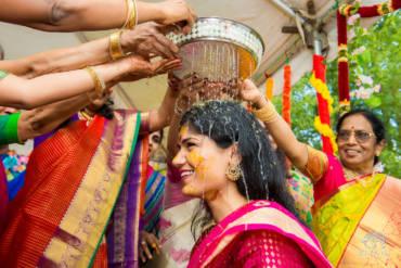 Telugu Wedding Haldi & Sangeet Photos – Bayou Pointe Event Center, Monroe, Louisiana