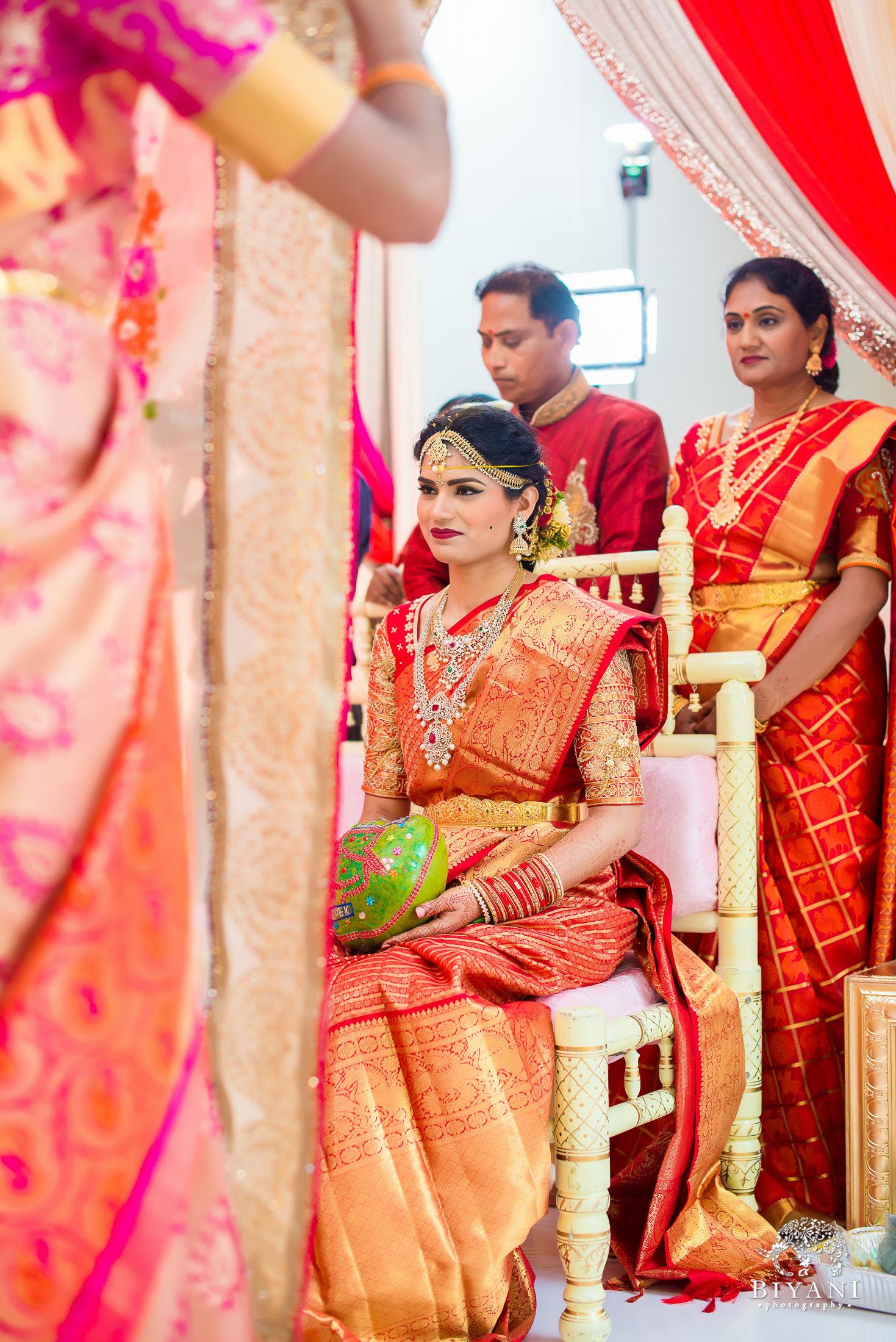 Telugu Wedding ceremony