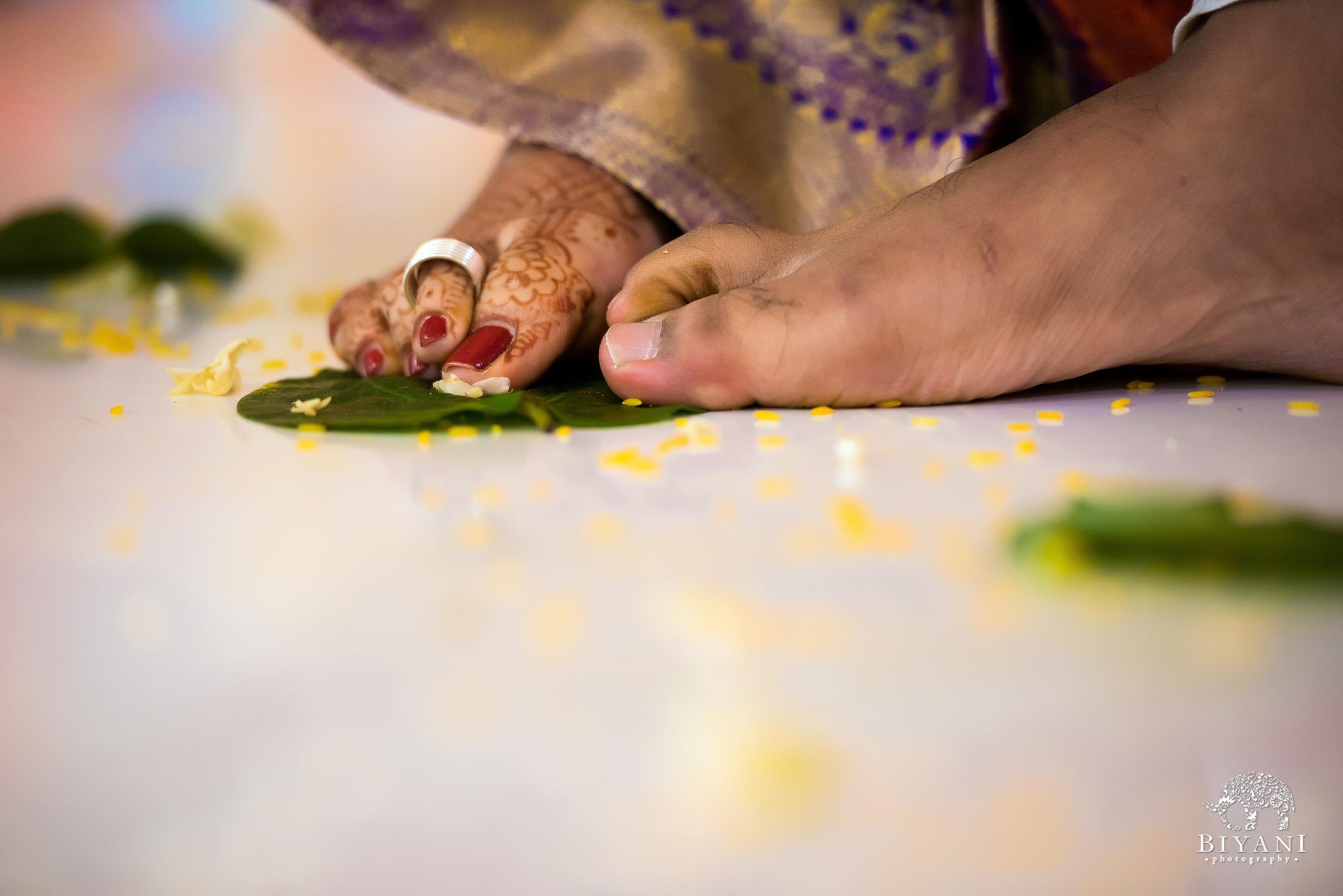 Telugu Wedding ceremony vows