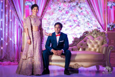 Telugu Wedding Reception Photos – Bayou Pointe Event Center, Monroe, Louisiana