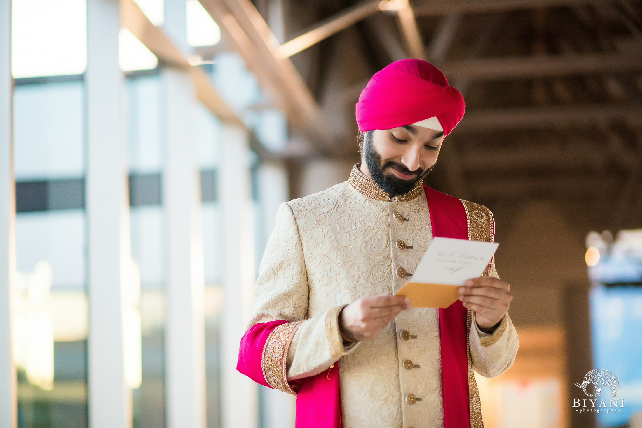 Punjabi Wedding Ceremony Groom