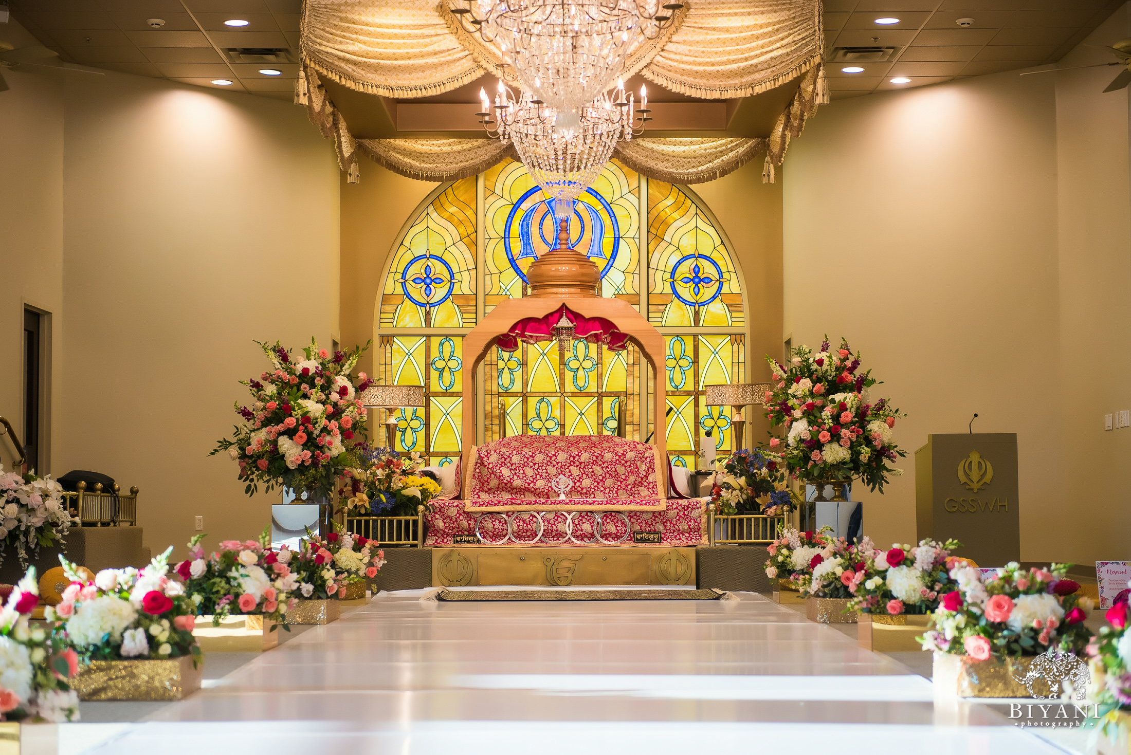 Punjabi Wedding Ceremony Venue