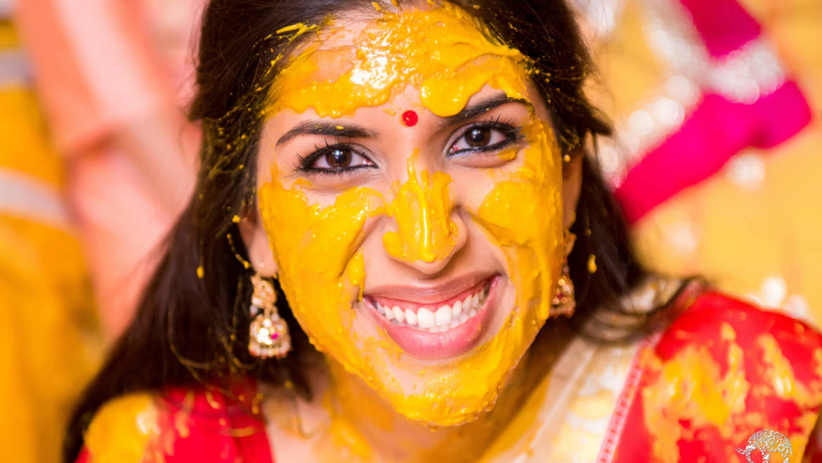 Punjabi Haldi Ceremony – Houston, TX