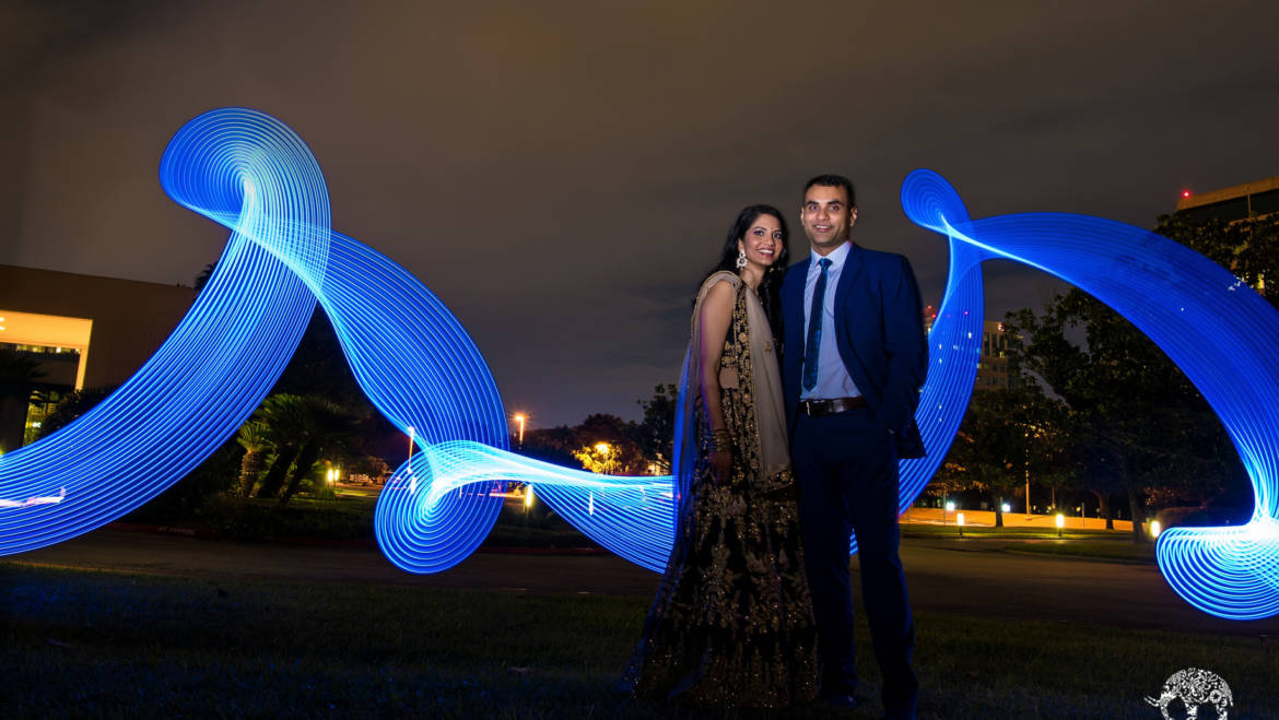 Gujarati Wedding Reception – The Marriott West Chase – Houston, TX