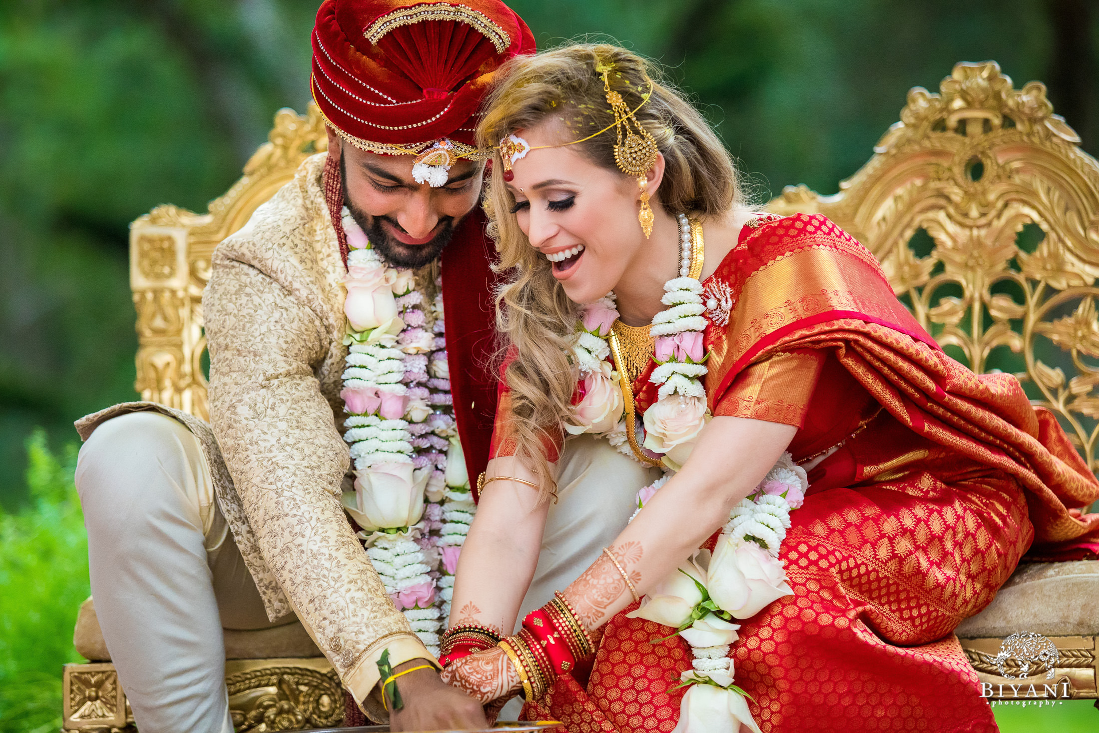 Outdoor Telugu Wedding Ceremony