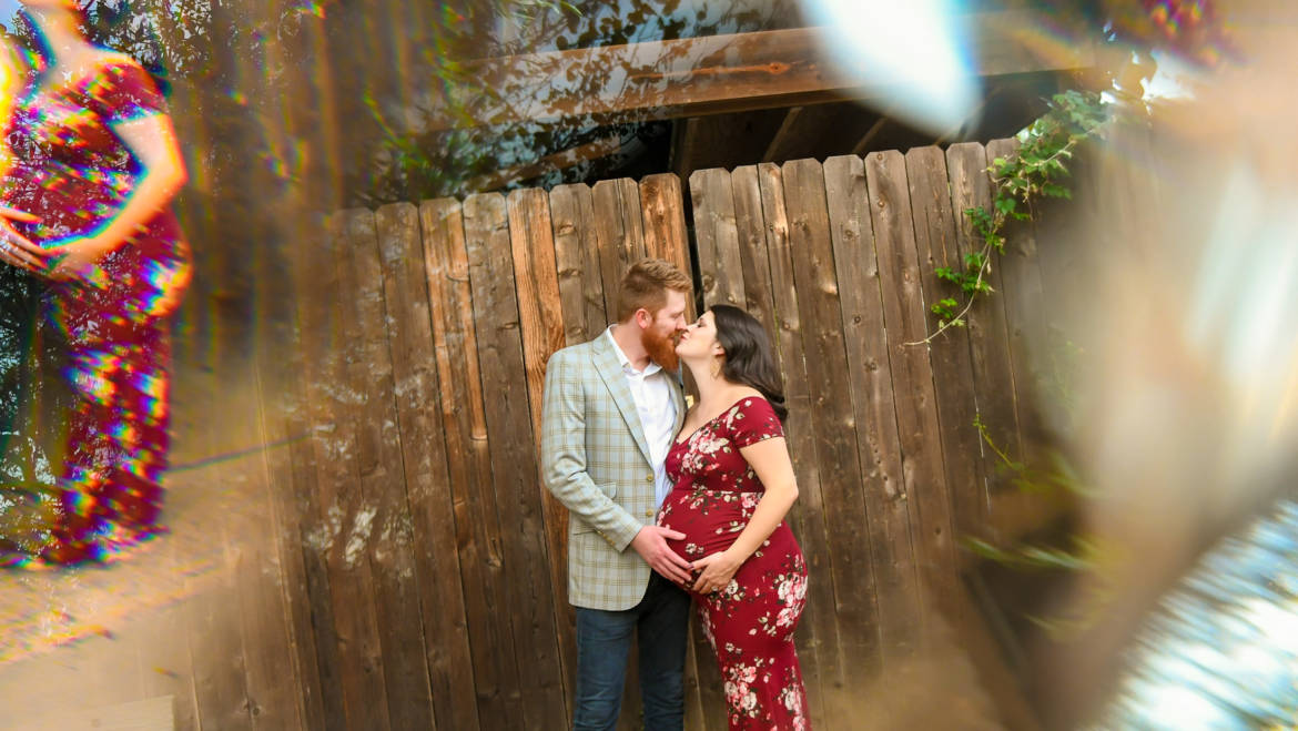 Houston Maternity Photos – Houston Arboretum, Houston, TX
