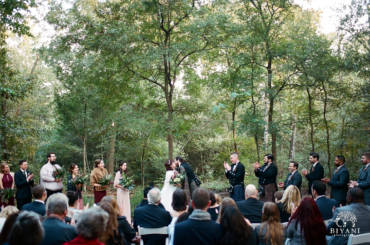 Fairy tale Forest Wedding – Houston Arboretum, Houston, Texas