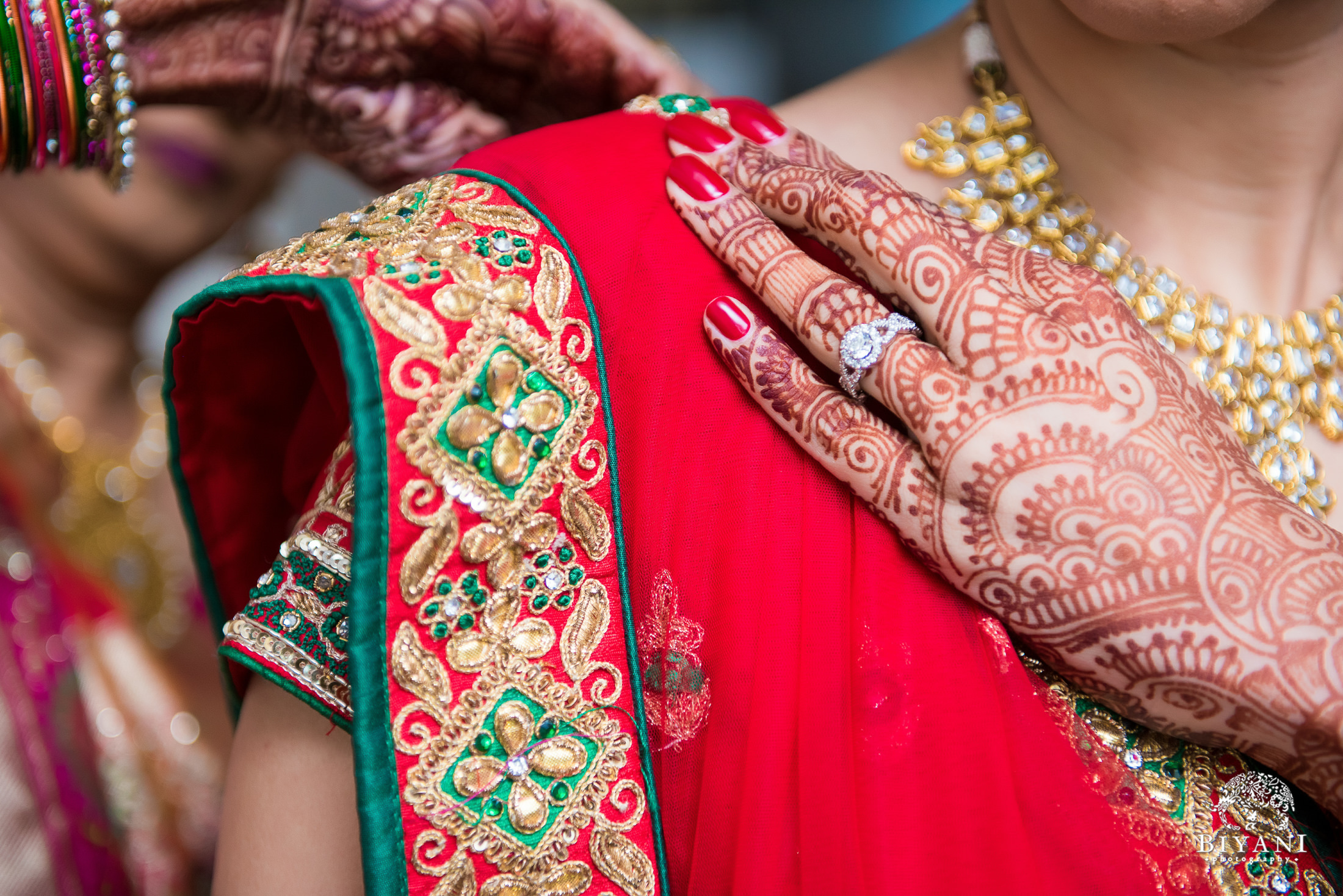 Gujarati Wedding Bride