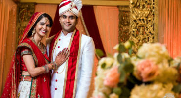 Gujarati Wedding Ceremony – The Marriott Westchase – Houston, TX