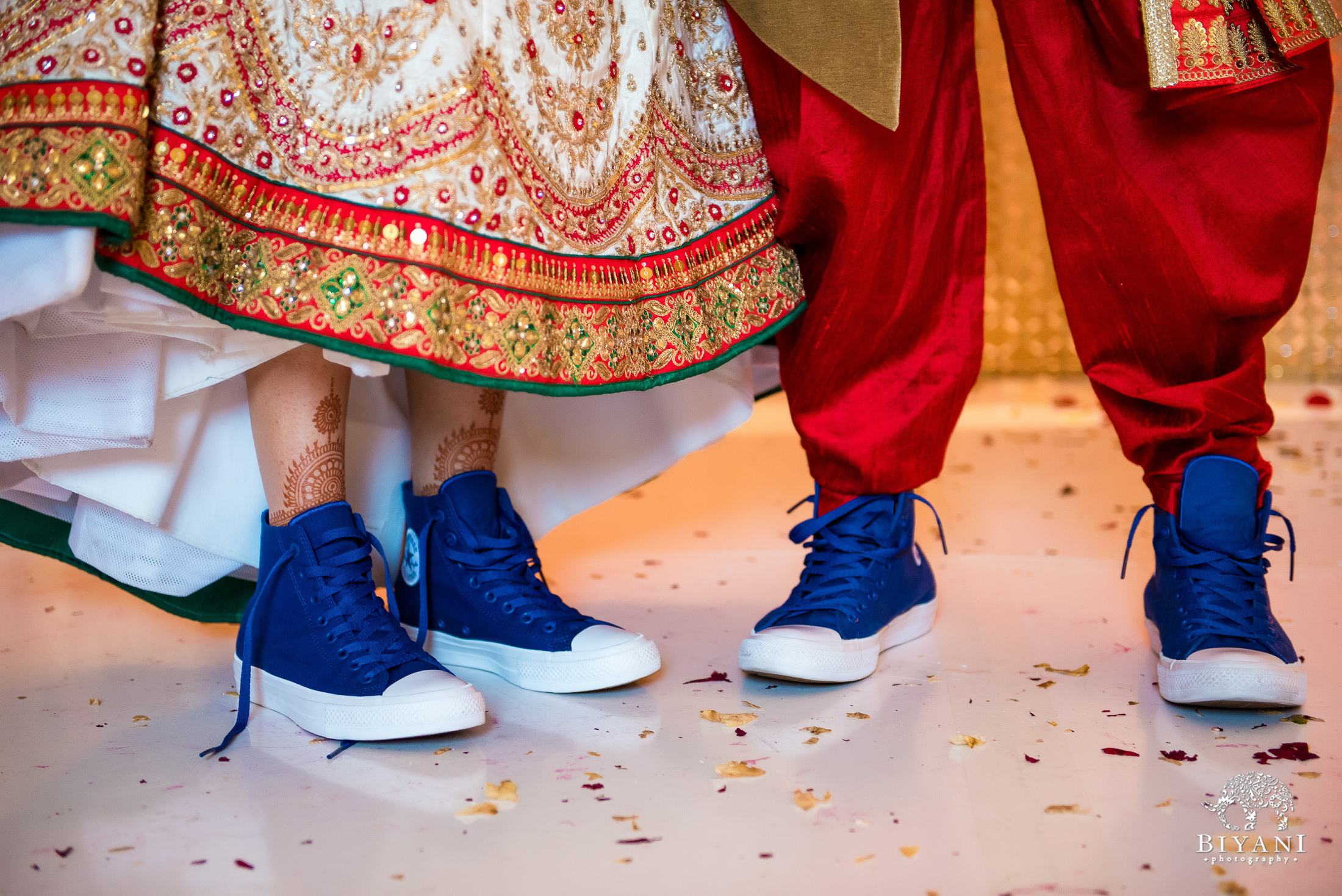 Gujarati Wedding Bride and Groom