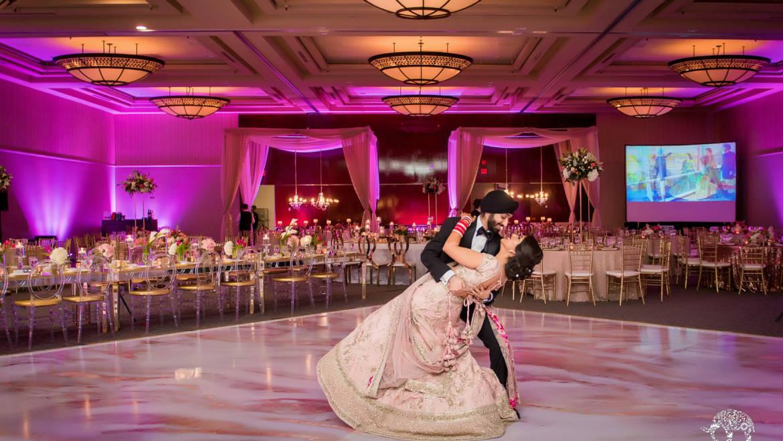 Punjabi Wedding Reception – Omni Westside Houston, TX