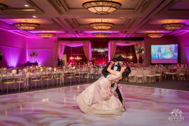 Punjabi Wedding Reception – Omni Westside Houston, TX