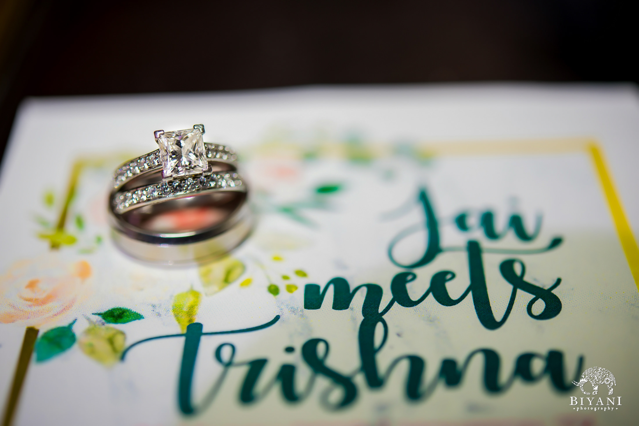 Houston Punjabi Wedding Ring