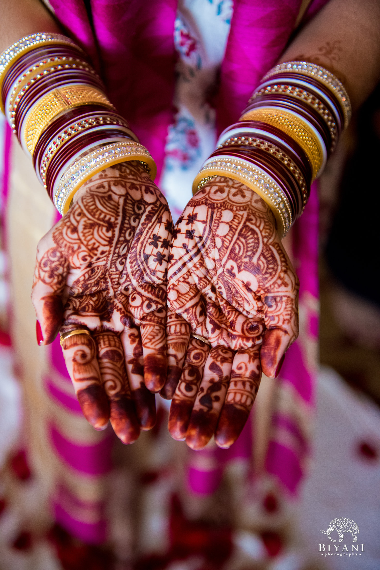 Indian Bridal Mehendi