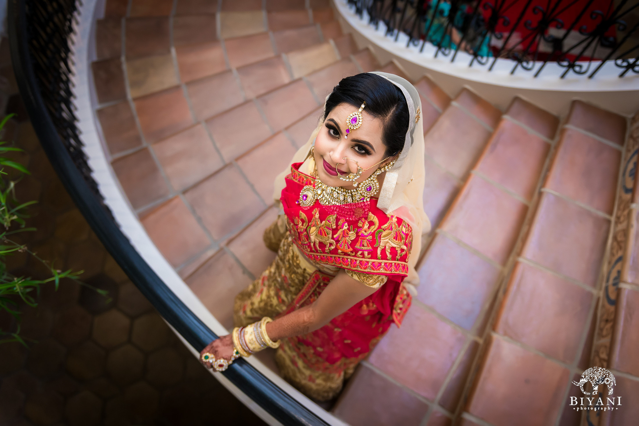 Indian Bride Portraits