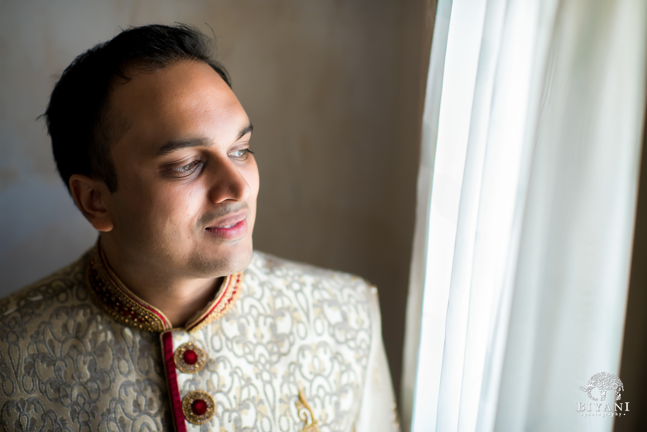 Indian Groom Portraits